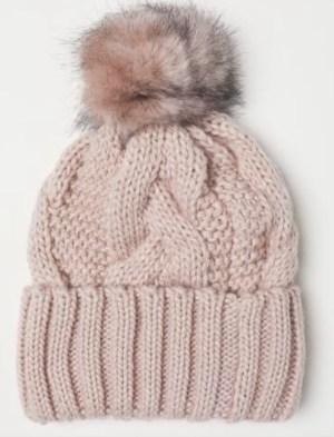 H&M Pink Hat