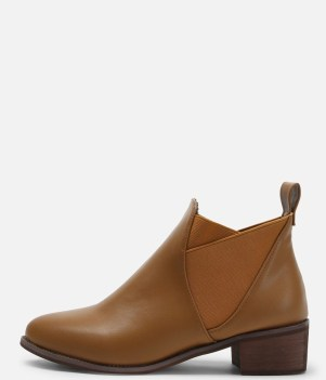 Shein Block Heeled Chelsea Boots