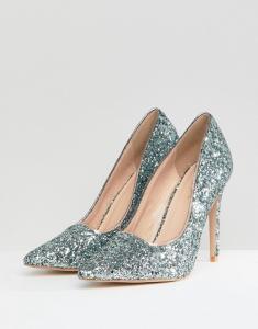 Public Desire Glitter Shoes