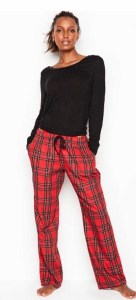 Victoria's Secret Red Plaid Set