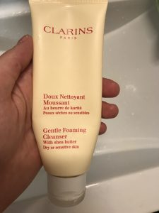 Clarins Shea Butter Cleanser