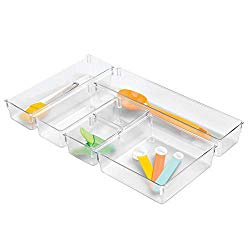 iDesign Drawer Organiser Set