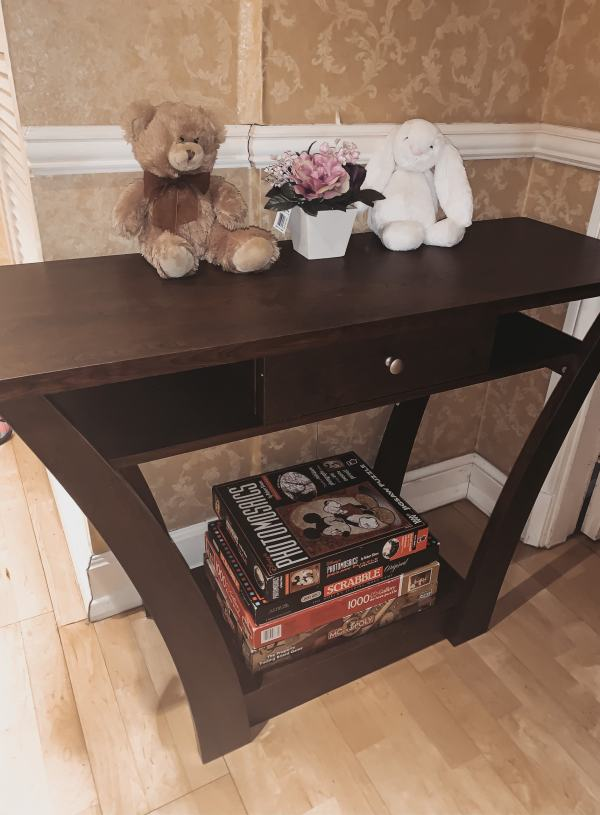 Ottmar Vintage Console Table – Gifted Product Review
