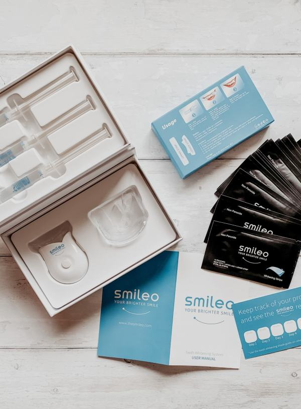 Brighten Your Smile (and teeth) – Smileo Product Review