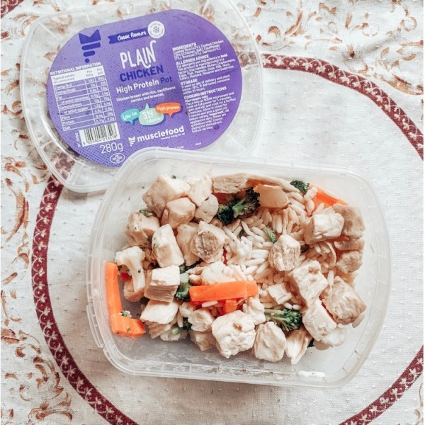 plain-chicken-rice-muscle-food-www.stylinglifetoday.com