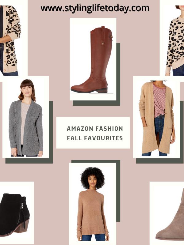 Amazon Fashion Fall & Autumn Favourites