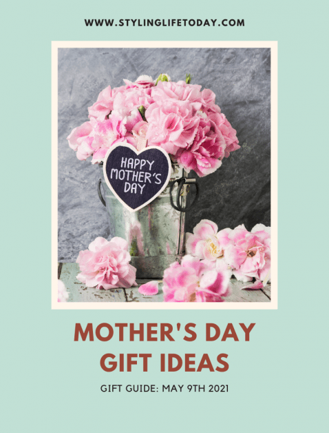 Gift Guide: Mother's Day Gift Ideas