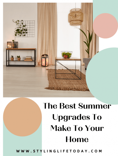 The Best Summer Upgrades To Make To Your Home