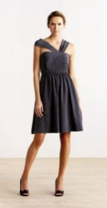 Country Road Asymetrical Structured dress $279