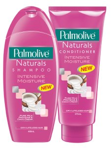 Palmolive Intensive Moisture Shampoo and Conditioner $4.99 each