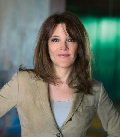 Best-selling author Marianne Williamson is coming to Australia as part of the I Can Do It! Australia 2011 retreats