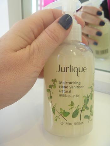 Jurlique Moisturising Hand Sanitiser (175ml $19)