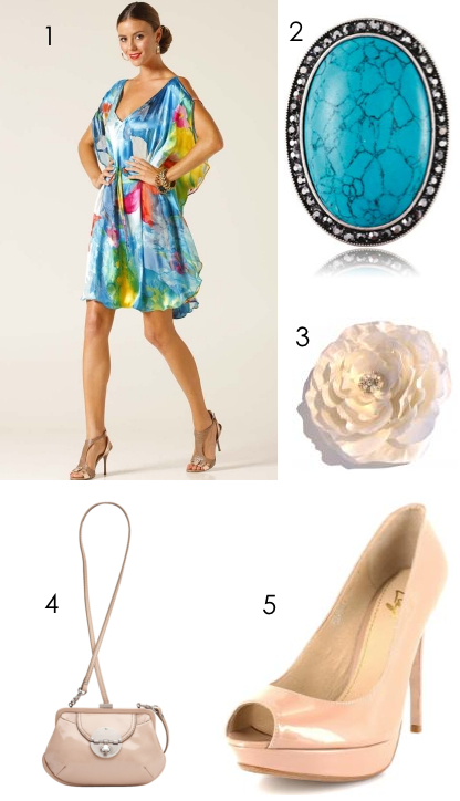 Spring Carnival Gala Outfit