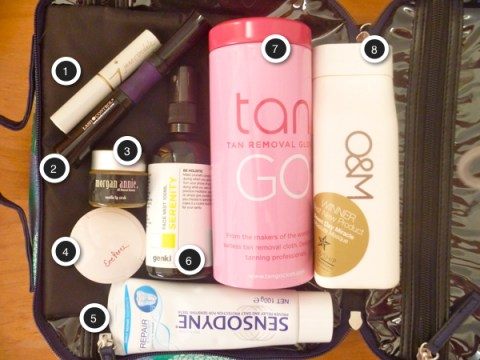 Styling You December Beauty Bag
