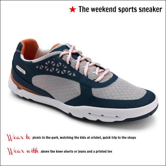 Rockport Hydromotion 2 Molded Sport Balance sneakers $219.95
