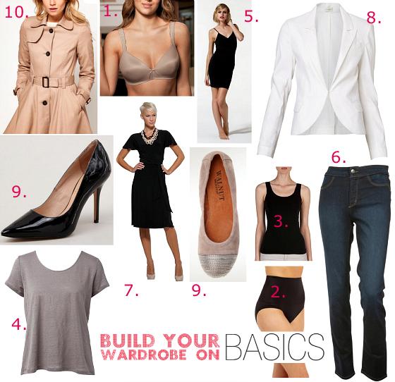 Unlock your style in 14 days | 10 Essential Wardrobe Basics | www.stylingyou.com.au