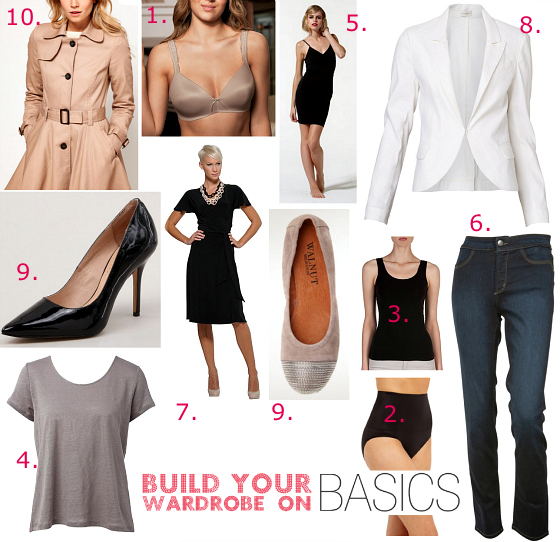 Unlock your style in 14 days | 10 Essential Wardrobe Basics | www.stylingyou.com.au
