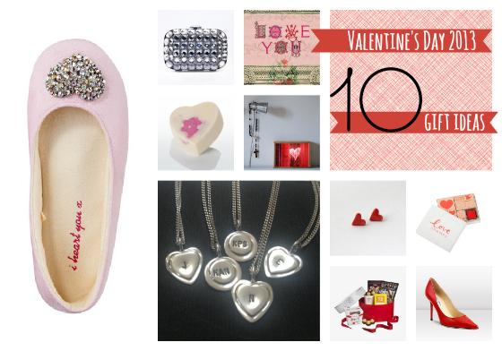 Valentine's Day 2013 gifts