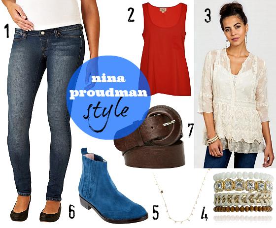 Nina Proudman Offspring Style