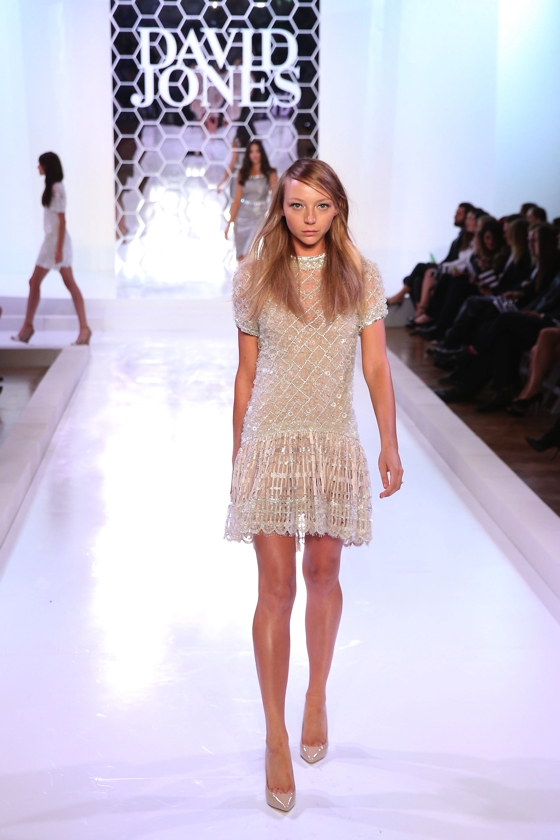 David Jones S/S 2013 Collection Launch - Runway - Collette Dinnigan