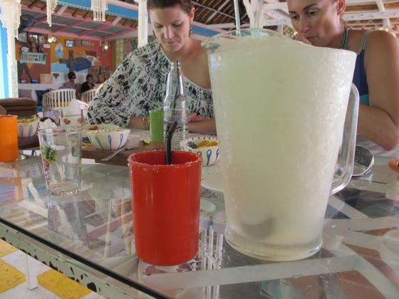 Margaritas at Motel Mexicola, Seminyak Bali