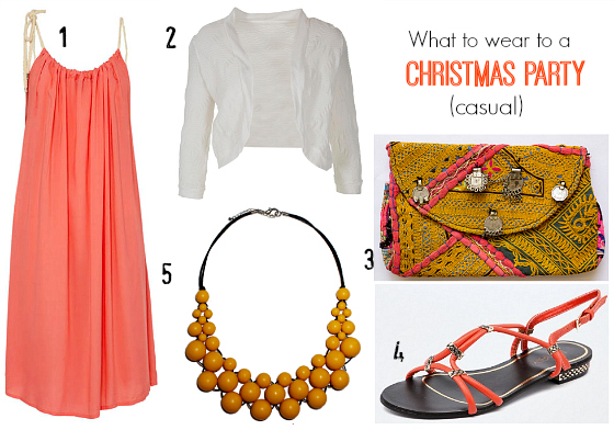What to wear to a Christmas Party Casual