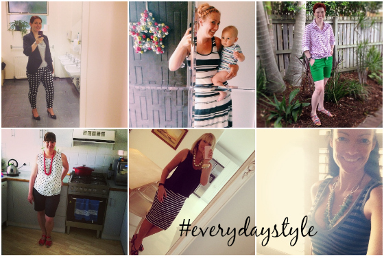 #everydaystyle Australian women share what they wear each day