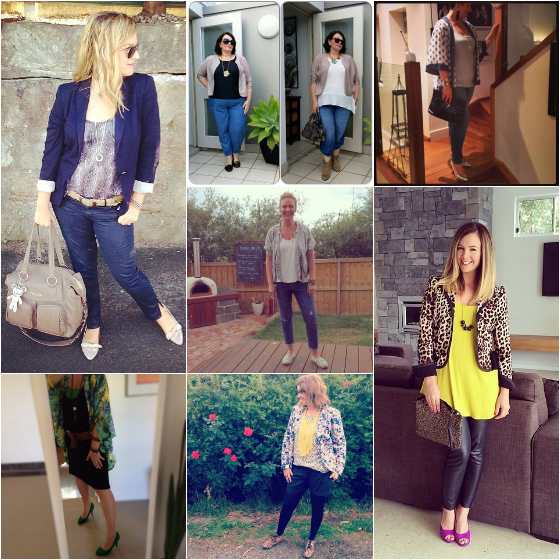 Everyday style outfits of the week the jacket