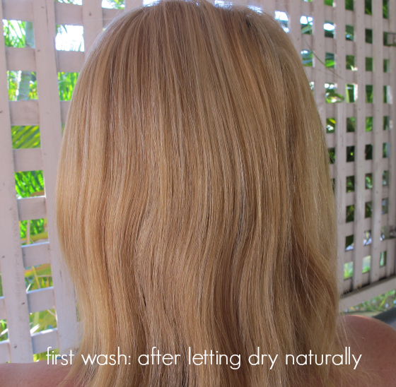 bhave smoothe keratin treatment first wash after letting dry naturally