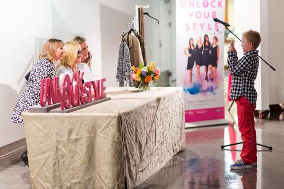 Unlock Your Style Brisbane launch