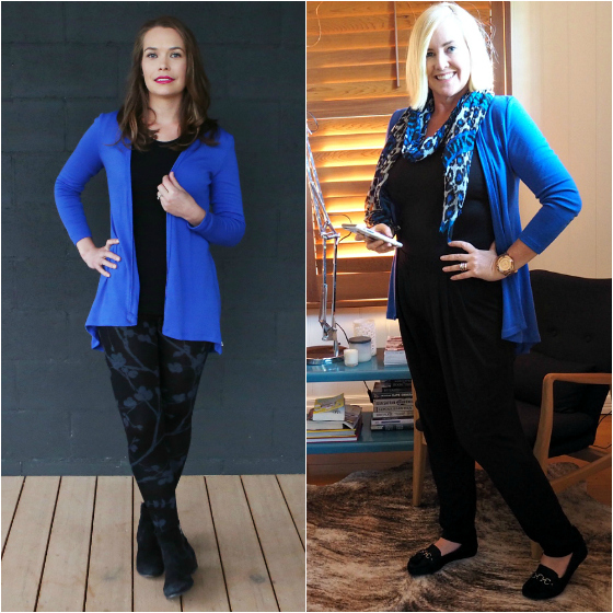 The Model and Me: Woolerina