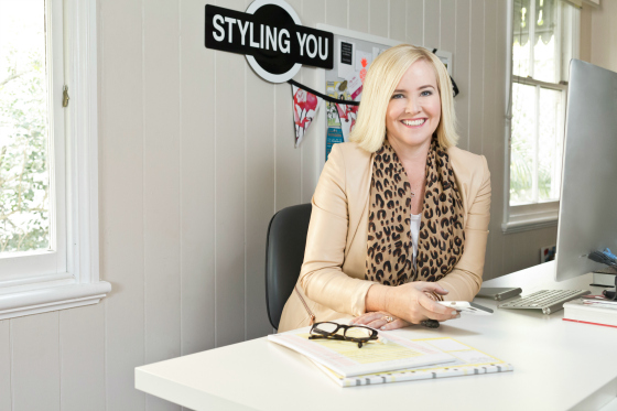 Styling You's Nikki Parkinson named a QLD finalist in the Telstra Business Awards (micro business)