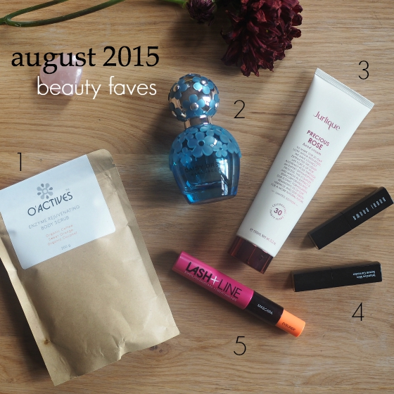 August 2015 beauty faves | Styling You