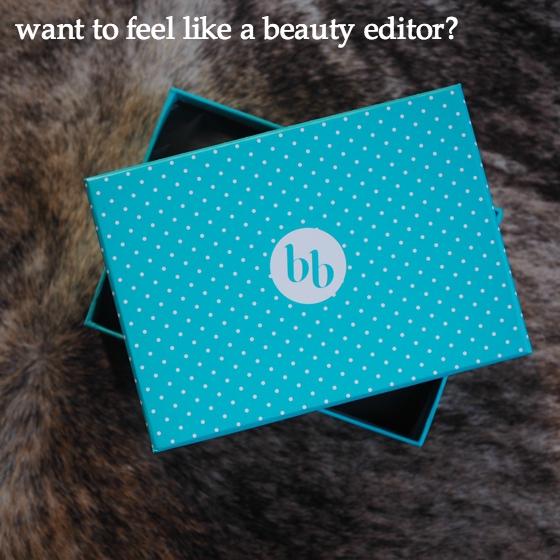 want to feel like a beauty editor | bellabox