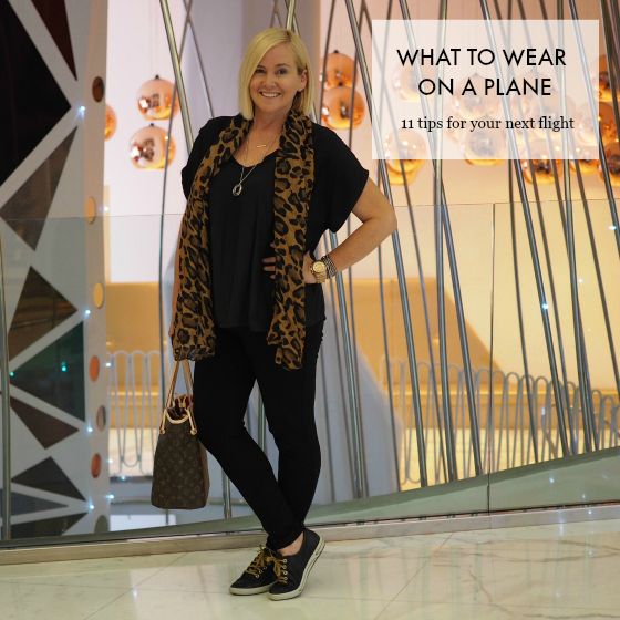 What to wear on a plane - 11 tips for your next flight