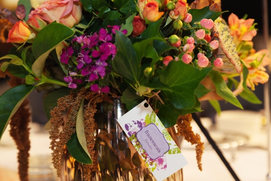 Francesca's Flowers   Style + Champagne event   Darling & Co   Paddington, Brisbane   Styling You and Champagne Cartel