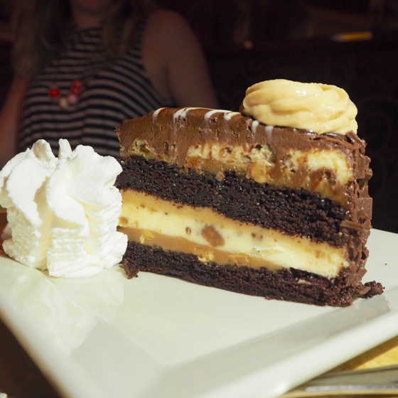 The Cheesecake Factory Waikiki| 17 tips for travelling to Hawaii if you're a newbie