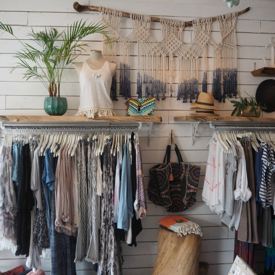 Olive boutique Kailua | 17 tips for travelling to Hawaii if you're a newbie