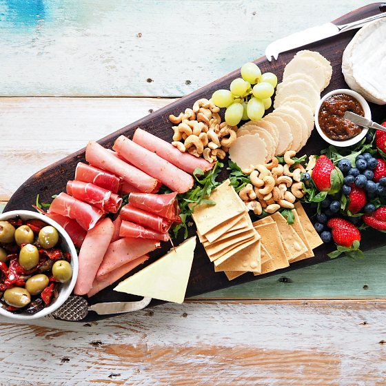 How to create a perfect antipasto platter