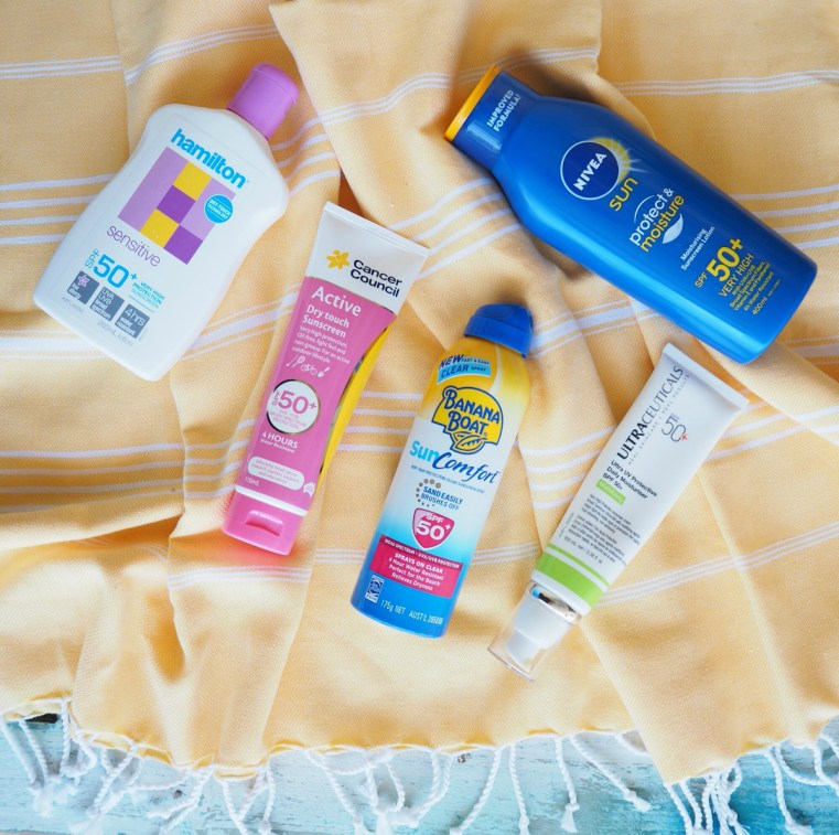 Why sunscreen is your number one summer beauty essential