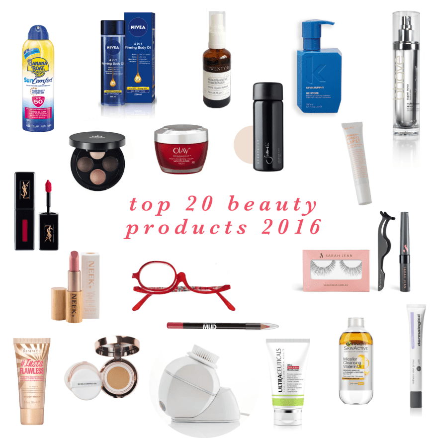 Styling You top 20 beauty products 2016