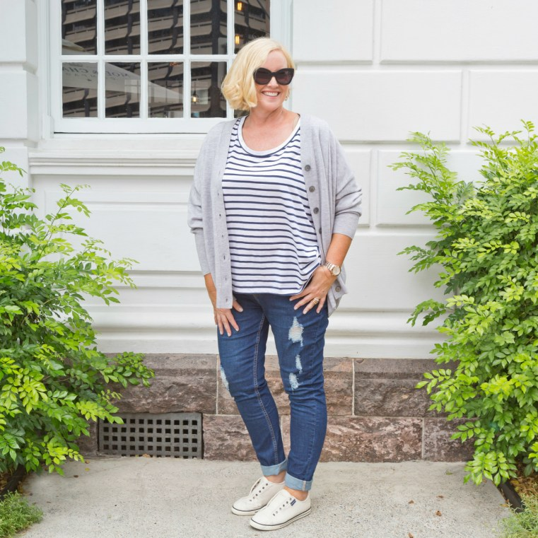 How to plan and pack for a European spring-summer holiday | Styling You | Travel capsule wardrobe