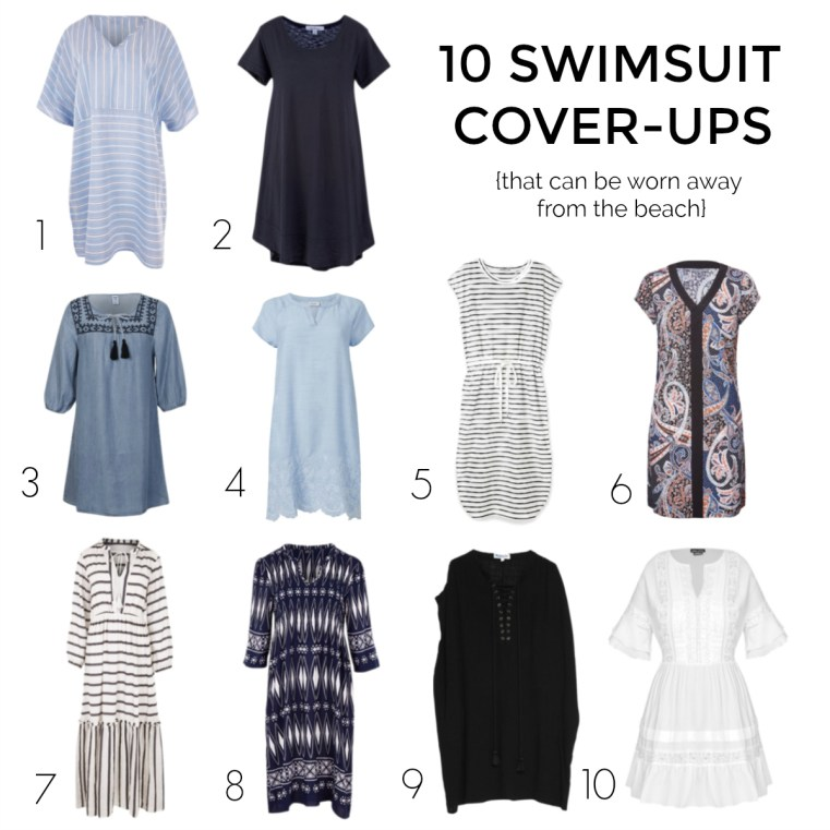 10 swimsuit cover-ups that can be worn away from the beach