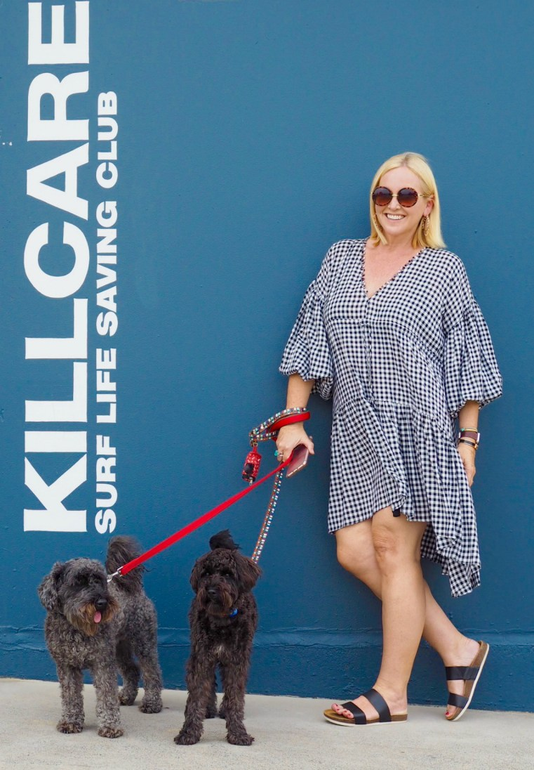 3fdc38337a Gaga for black and white checks  Here s how to style gingham