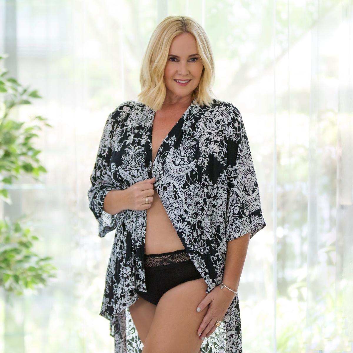 Modibodi sensual high-waist bikini - heavy/overnight absorbency | Styling You