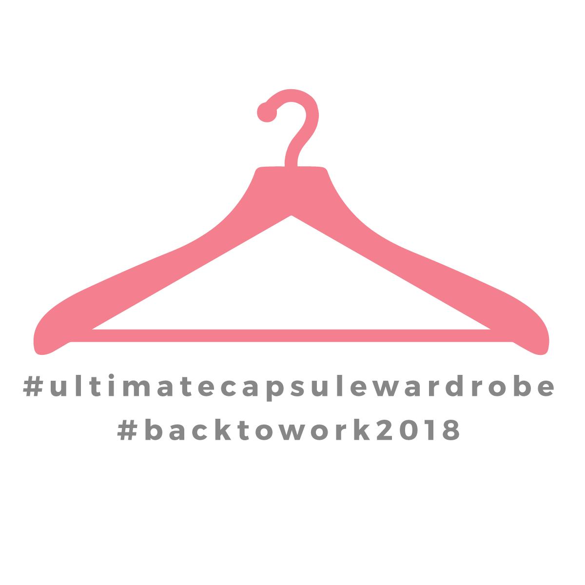 Rediscover your wardrobe mojo: Back to Work 2018 Ultimate Capsule Wardrobe program | Styling You