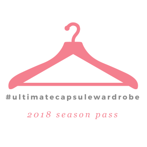 Styling You Ultimate Capsule Wardrobe 2018 membership