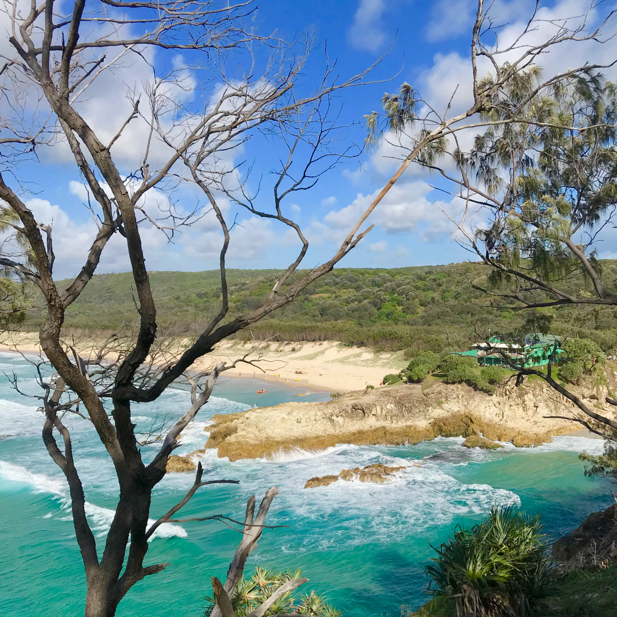 Point Lookout North Stradbroke Island