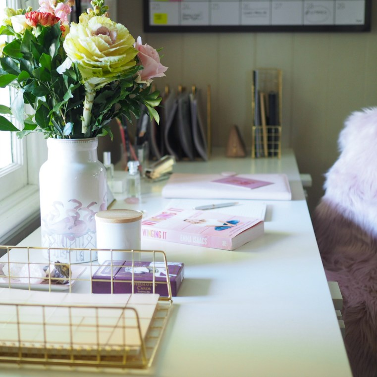 Styling You home office makeover