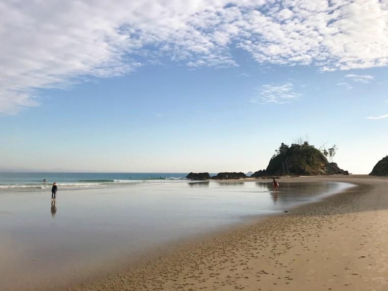 Clarkes Beach, Byron Bay
